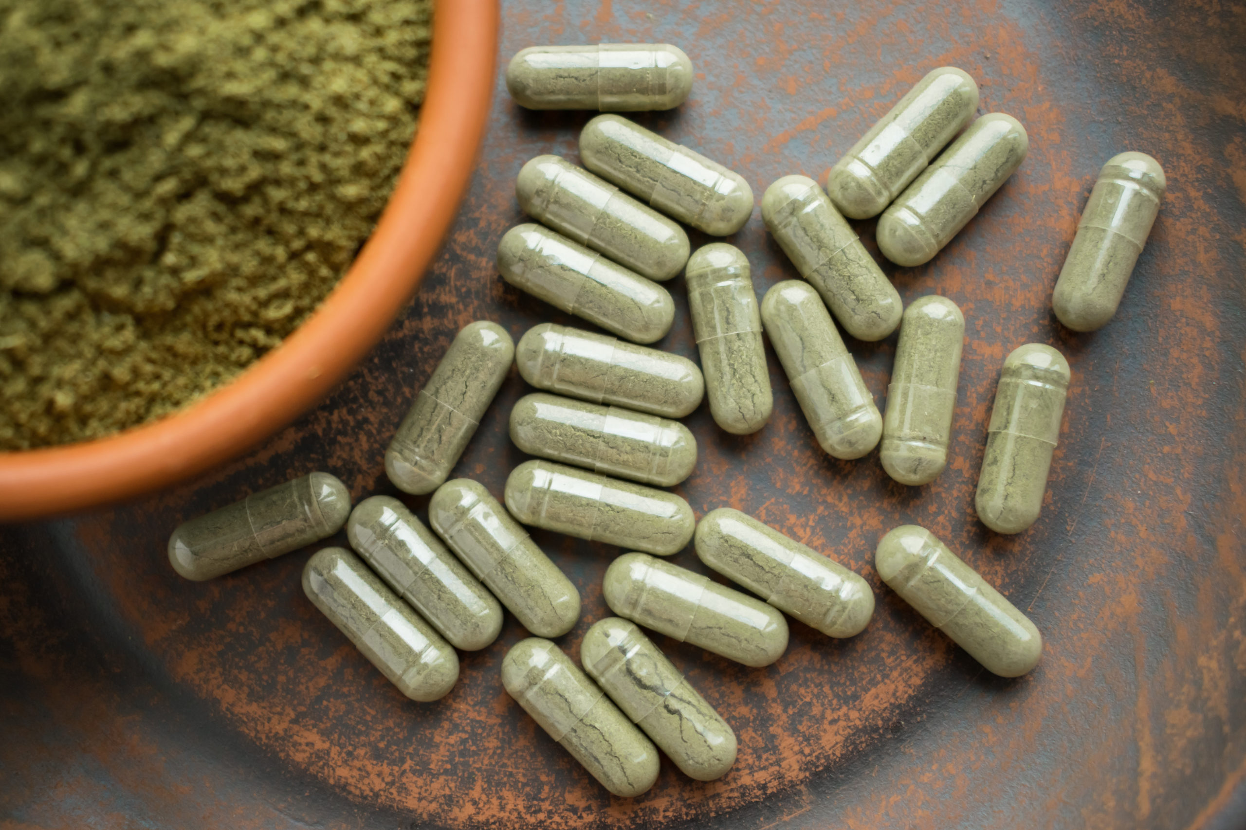 Image of where to buy Kratom capsules